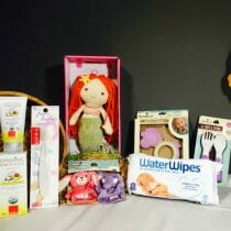 Organic Hamper for Baby (B) – Perfect for Baby Showers!
