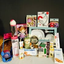 Organic Hamper for Baby (D) – Perfect for Baby Showers!