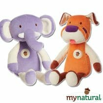 My Natural My First Cuddle Eco Plush