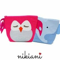 Nikiani Forever Young Collection Wet Bag & Backpack